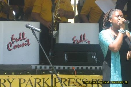 Jackie Jones at Asbury Park Jazz Festival 62511