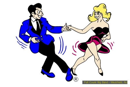 Swing Jive Dancers