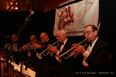 Trumpet Section - Mohonk - 2013
